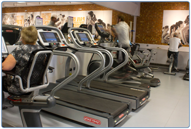 The Gym at Carluke Leisure Centre