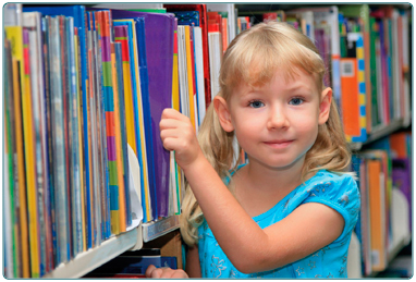 Activities for children in SLLC libraries