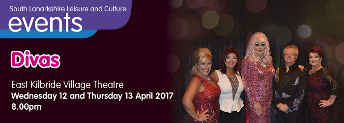 Divas, Village Theatre East Kilbride, South Lanarkshire