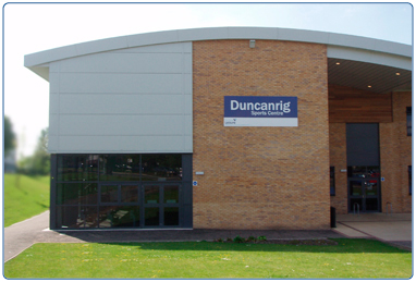 Duncanrig Sports Centre