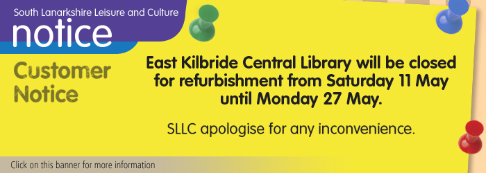 East Kilbride Central Library Refurbishment