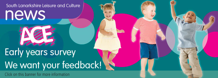 ACE Early Years Consultation Survey