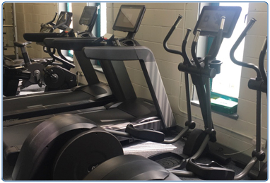 The Gym at Forth Sports and Community Centre