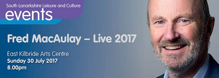 Fred MacAulay - Live 2017