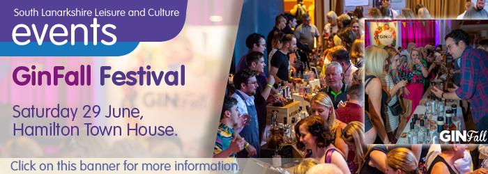 GinFall Festival