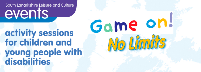 Game On No Limits from South Lanarkshire Leisure and Culture