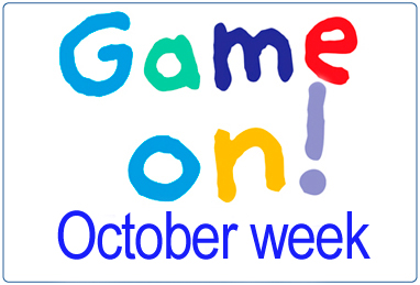 Game On - October week