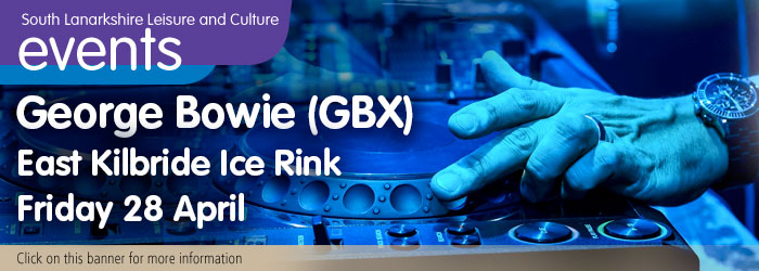 George Bowie (GBX) at East Kilbride Ice Rink