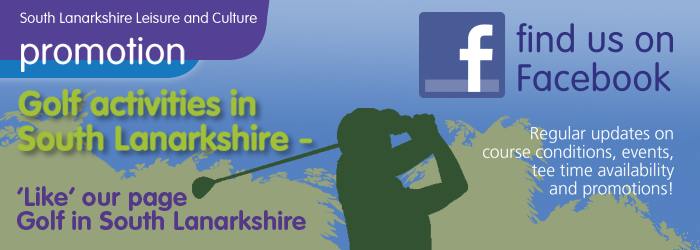 Golf Courses on Facebook