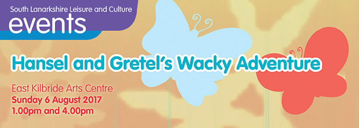 Hansel and Gretel's Wacky Adventure