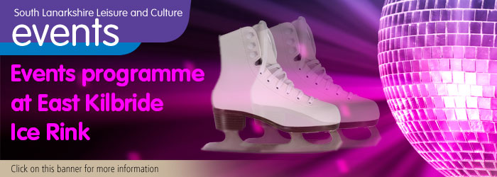 East Kilbride Ice Rink Events Programme Apr 2017 - Mar 2018