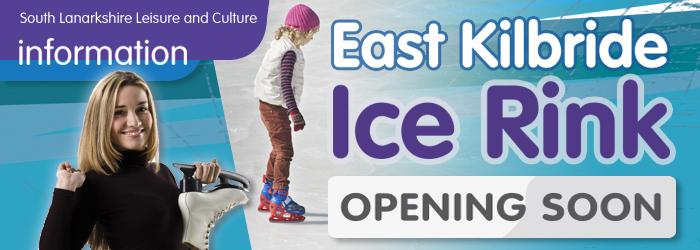 East Kilbride Ice Rink Opening Soon, East Kilbride, South Lanarkshire