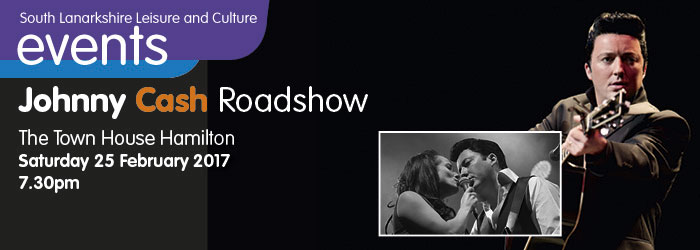 Johnny Cash Roadshow, The Town House Hamilton, South Lanarkshire
