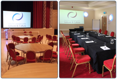 Conference and Events at Lanark Memorial Hall