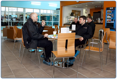 Coffee Shop South Lanarkshire Leisure And Culture