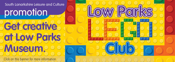 Lego club, Low Parks Museum, Hamilton, South Lanarkshire,