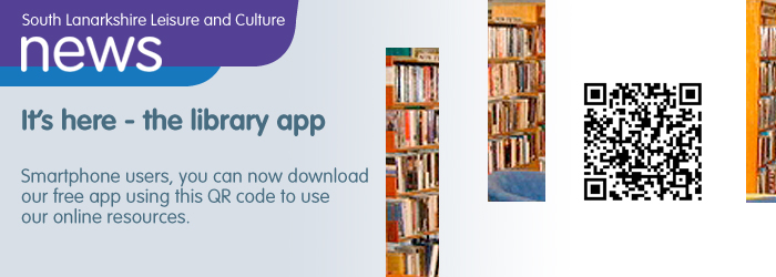 It's here – the library app