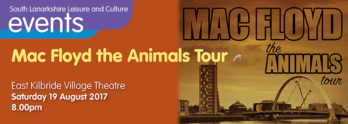 Mac Floyd the Animals Tour