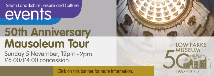 50th Anniversary Mausoleum Tour