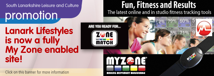 Lanark Lifestyles is MyZone enabled, Lanark, South Lanarkshire