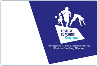 Positive Coaching Scotland