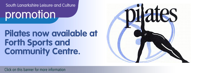 Pilates at Forth Sports and Community Centre