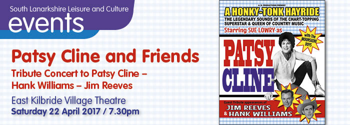 Patsy Cline and Friends, Village Theatre East Kilbride, South Lanarkshire