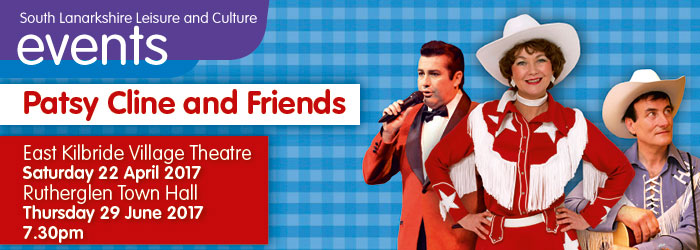 Patsy Cline and Friends, Rutherglen Town Hall, South Lanarkshire