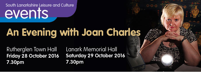 An Evening with Joan Charles