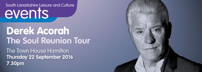 Derek Acorah - The Soul Reunion Tour