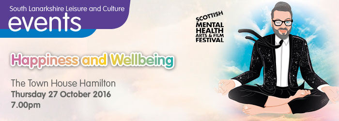 Edward Reid - Happiness and Wellbeing