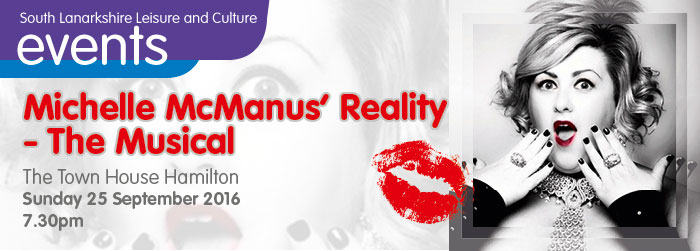 Michelle McManus' Reality - THE MUSICAL