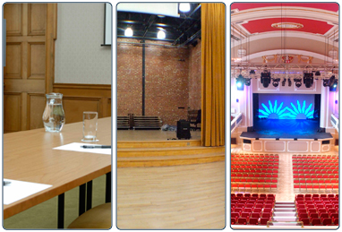 The Fountain venue hire
