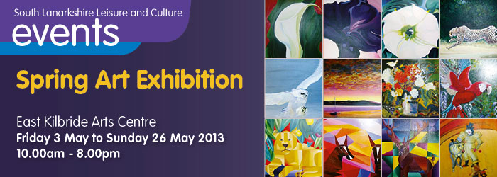 Clifford Crosthwaite and Friends present 'Spring Art Exhibition'