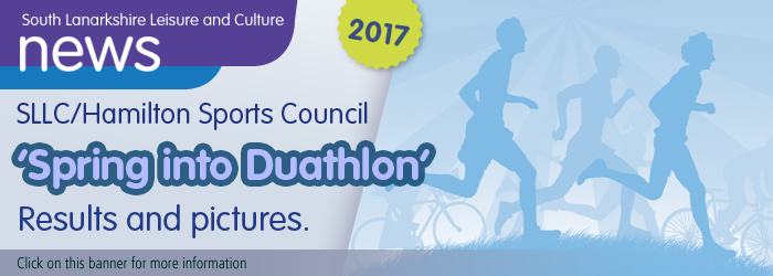 Spring into Duathlon