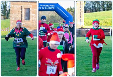 Event 9 - Jingle All The Way 5k
