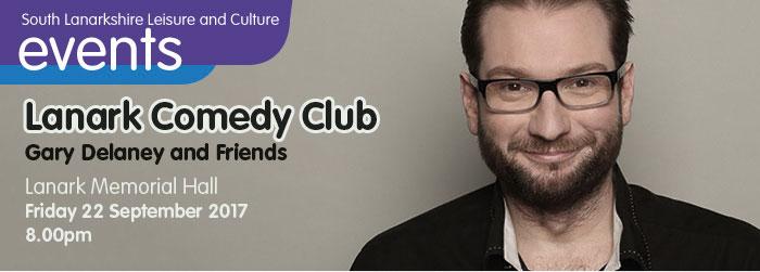 Lanark Comedy Club