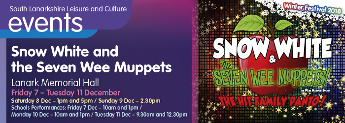 Snow White and the Seven Wee Muppets