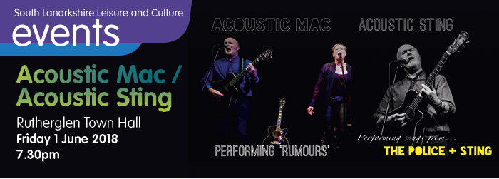 Acoustic Mac / Acoustic Sting