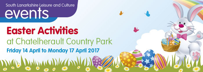 Easter events at Chatelherault