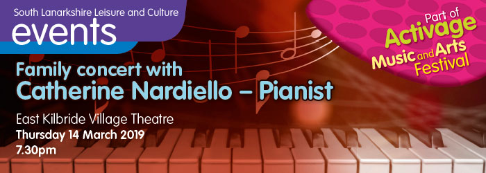Catherine Nardiello - Pianist