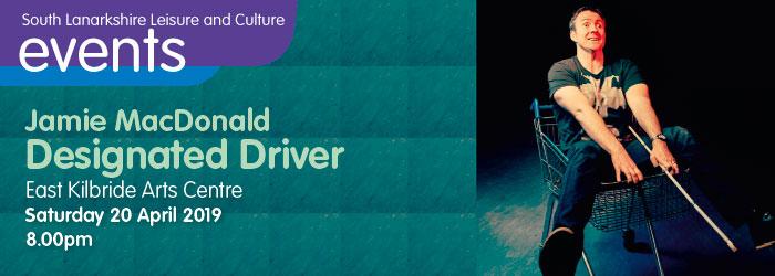 Jamie MacDonald - Designated Driver