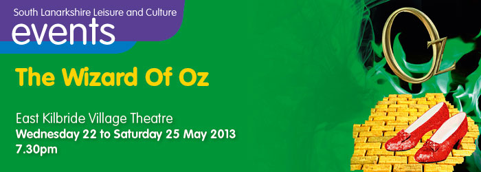Cadzow Academy of Music & Drama present THE WIZARD OF OZ