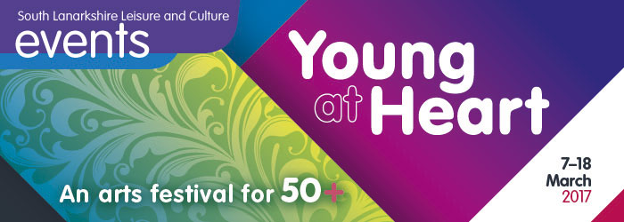 Young at Heart Festival 2017, South Lanarkshire