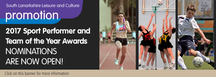 2017 Sport Performer and Team of the Year Awards: Nominations are now open!