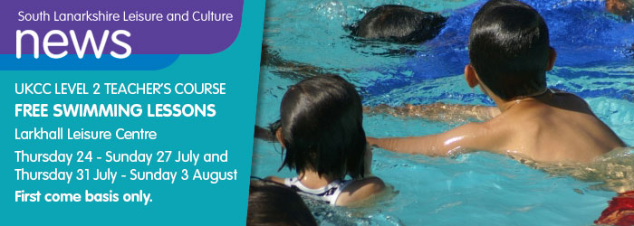 Sport South Lanarkshire Leisure And Culture