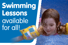 Swimming lessons are available for all from South Lanarkshire Leisure and Culture