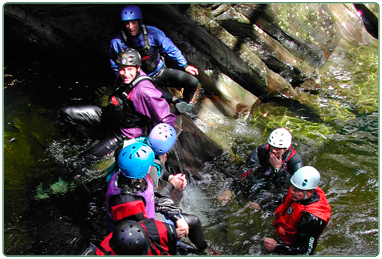Types Of Adventure Activities South Lanarkshire Leisure