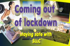 Coming out of lockdown with SLLC