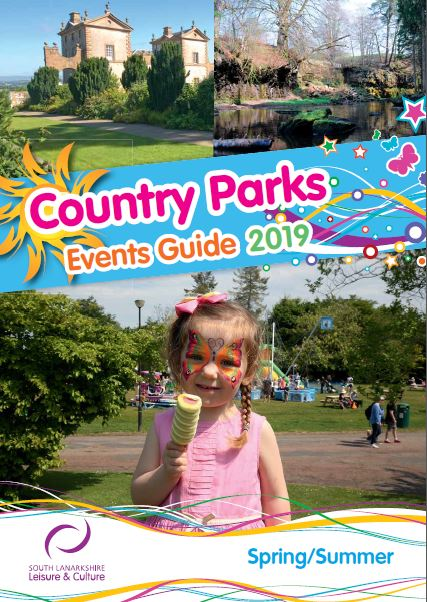 Country Parks Events Guide Spring/Summer 2019